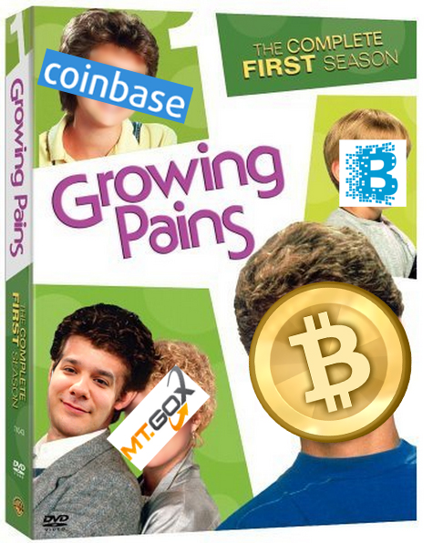 Bitcoin Growing Pains